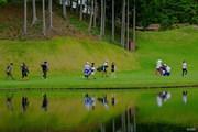 2021年 スタンレーレディスゴルフトーナメント 最終日 Hole8
