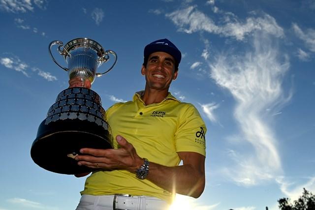 2021年 スペインオープン 4日目 ラファ・カブレラベロー ラファ・カブレラベローが母国のナショナルオープンを制した(Stuart Franklin/Getty Images)