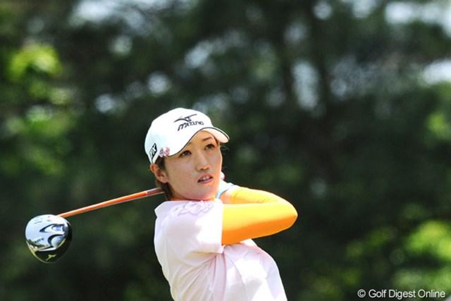 2010年 サントリーレディスオープンゴルフトーナメント 3日目 飯島茜 日替わりドライバーでも単独2位!ついにエース候補を見つけたか!?