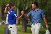 2021年 ブリヂストンオープンゴルフトーナメント 4日目 片岡尚之 杉山知靖