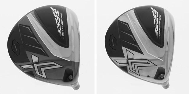 2021年 R&A適合ドライバーヘッドリスト画像 「ゼクシオ エックス」とみられる画像は「Type 2」(左)と「Type 5」(右)の2タイプが掲載された(USGA)