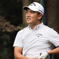 昨年大会では悔しい思いも味わった河本力 2021年 日本オープンゴルフ選手権競技  事前 河本力