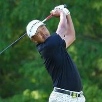 岩田寛が8アンダー「63」をマークして発進した 2021年 日本オープンゴルフ選手権競技 初日 岩田寛