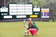 2010年 サントリーレディスオープンゴルフトーナメント 最終日 飯島茜