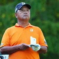 日本オープンは初出場なんですね。感慨深いだろうなぁ。46位タイスタートです。 2021年 日本オープンゴルフ選手権競技 初日 寺西明