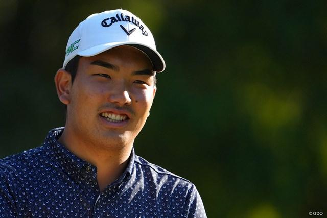 2021年 日本オープンゴルフ選手権競技 初日 河本力 納得いかないスコアだっただろうけど、楽しそうにやってましたね。