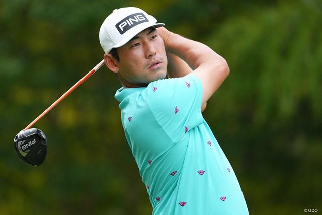 2021年 日本オープンゴルフ選手権競技 初日 チャン・キム 歴代チャンピオンも好スタートです。