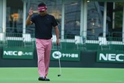 2021年 日本オープンゴルフ選手権競技 初日 池田勇太