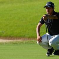 日本オープンのセッティングでノーボギーのラウンドは、自信が確信に変わるはず。 2021年 日本オープンゴルフ選手権競技 初日 石坂友宏