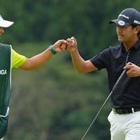 日本オープンで初優勝決めちゃえ! 2021年 日本オープンゴルフ選手権競技 初日 石坂友宏