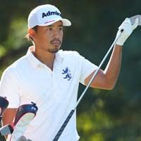 これが米ツアーなら…。気を引き締める小平智 2021年 日本オープンゴルフ選手権競技 2日目 小平智