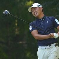 66をマークするナイスラウンドでしたね。 2021年 日本オープンゴルフ選手権競技 2日目 木下稜介