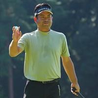 ギャラリーの拍手でテンションもアップ。池田勇太が大会3勝目を狙う 2021年 日本オープンゴルフ選手権競技 2日目 池田勇太