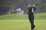 2010年 サントリーレディスオープンゴルフトーナメント 最終日 ニッキー・キャンベル
