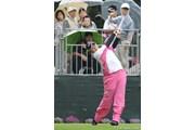 2010年 サントリーレディスオープンゴルフトーナメント 最終日 佐伯三貴
