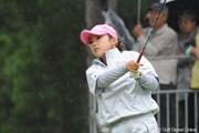 2010年 サントリーレディスオープンゴルフトーナメント 最終日 青山加織
