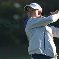 ボギー先行の苦しいゴルフでリズムに乗れなかった。 2021年 日本オープンゴルフ選手権競技 3日目 中島啓太