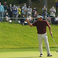 明日も応援ヨロシク! 2021年 日本オープンゴルフ選手権競技 3日目 池田勇太