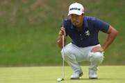 2021年 日本オープンゴルフ選手権競技 3日目 小平智