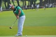 2021年 日本オープンゴルフ選手権競技 3日目 稲森佑貴