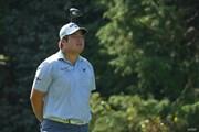 2021年 日本オープンゴルフ選手権競技 3日目 トッド・ペク