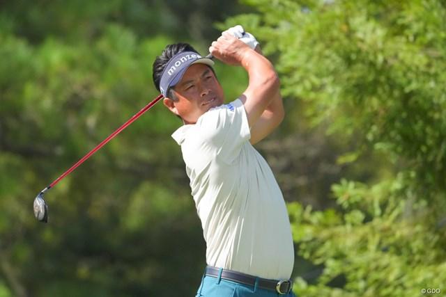 2021年 日本オープンゴルフ選手権競技 最終日 池田勇太 2位に終わった池田勇太
