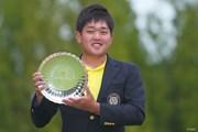 2021年 日本オープンゴルフ選手権競技 最終日 米澤蓮