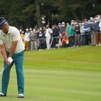 大勢のギャラリーが逆転を信じた 2021年 日本オープンゴルフ選手権競技 最終日 池田勇太