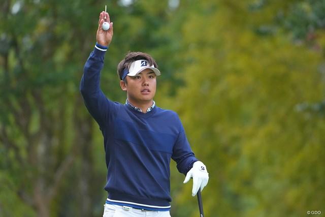 2021年 日本オープンゴルフ選手権競技 最終日 清水大成 最終日、粘りまくってジャンプアップ。7位タイフィニッシュです。
