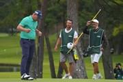 2021年 日本オープンゴルフ選手権競技 最終日 ショーン・ノリス