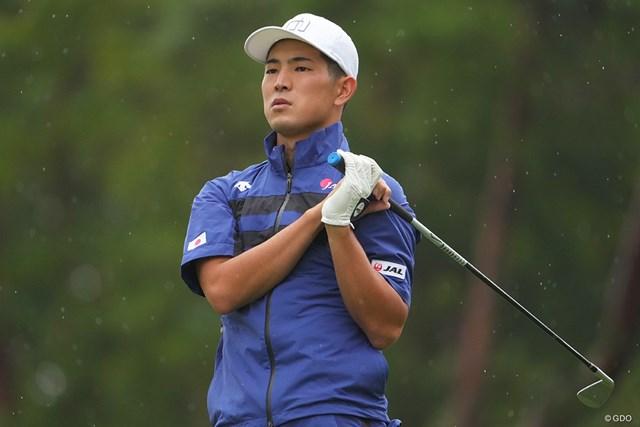 2021年 日本オープンゴルフ選手権競技 最終日 中島啓太 最終日も歯止めが効かず「76」。68位フィニッシュ。