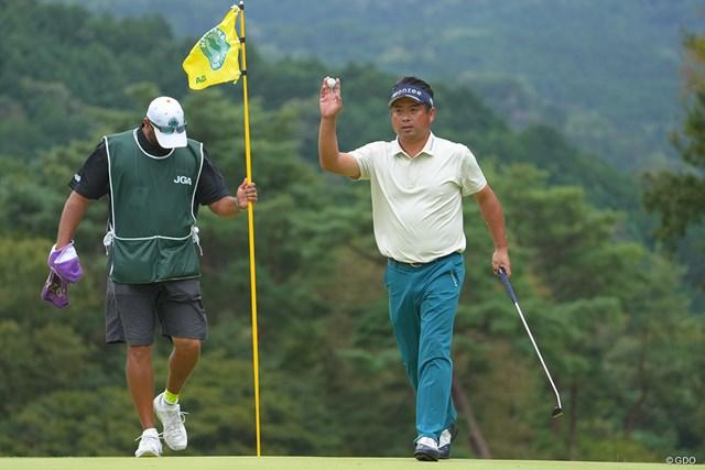 2021年 日本オープンゴルフ選手権競技 最終日 池田勇太 勇太チャージ行きまっせ!