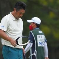 及ばず、届かなかった。 2021年 日本オープンゴルフ選手権競技 最終日 池田勇太