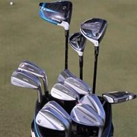 マキロイのバッグ(提供:GolfWRX) 2022年 ザ・CJカップ  最終日 ロリー・マキロイ