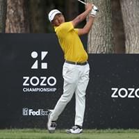 岩田寛が「63」をマークし、7アンダーの首位発進を決めた 2022年 ZOZOチャンピオンシップ 初日 岩田寛