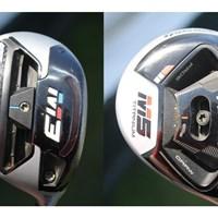 使い古されたウッズのフェアウェイウッド(提供:GolfWRX) タイガー・ウッズ
