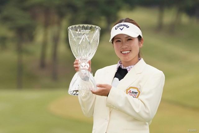 2020年 樋口久子 三菱電機レディスゴルフトーナメント 3日目 西村優菜 前年大会は西村優菜が6打差を逆転して初優勝を飾った