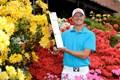 2010年5月、「BMWイタリアン・オープン」で優勝したスウェーデンのフレドリック・アンダーソン・ヘッド(Stuart Franklin/Getty Images)