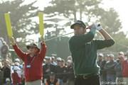 2010年 全米オープン初日 エリック・コンプトン