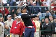 2010年 全米オープン2日目 矢野東