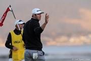 2010年 全米オープン3日目 ダスティン・ジョンソン