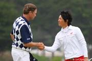 2010年 全米オープン最終日 石川遼&デービス・ラブIII
