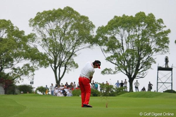 遼は伸ばせず52位タイ。先輩薗田の初優勝を祝福!