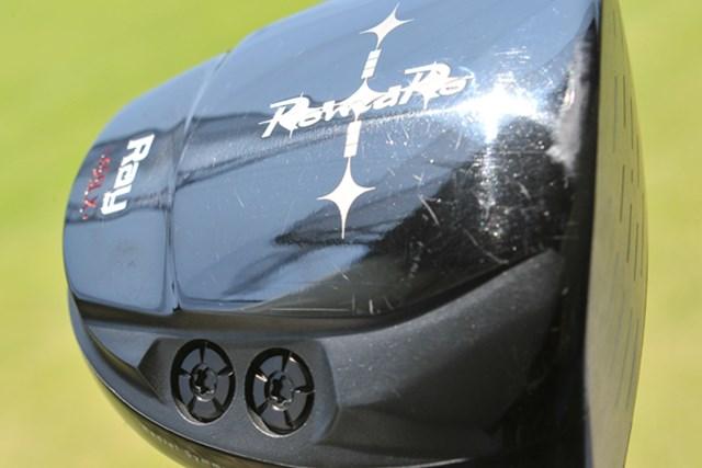 新製品レポート ロマロ レイ 455LX ドライバー NO.1 超美形「ロマロ レイ 455LX ドライバー」を試打レポート