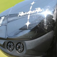 超美形「ロマロ レイ 455LX ドライバー」を試打レポート 新製品レポート ロマロ レイ 455LX ドライバー NO.1