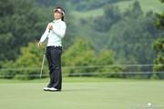 2010年 日医工女子オープンゴルフトーナメント 初日 米山みどり