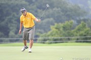 2010年 日医工女子オープンゴルフトーナメント 初日 天沼知恵子