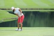 2010年 日医工女子オープンゴルフトーナメント 初日 藤本麻子