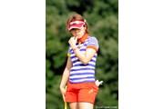 2010年 日医工女子オープンゴルフトーナメント 初日 中村香織