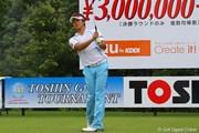 2010年 TOSHIN GOLF TOURNAMENT IN LakeWood 2日目 額賀辰徳